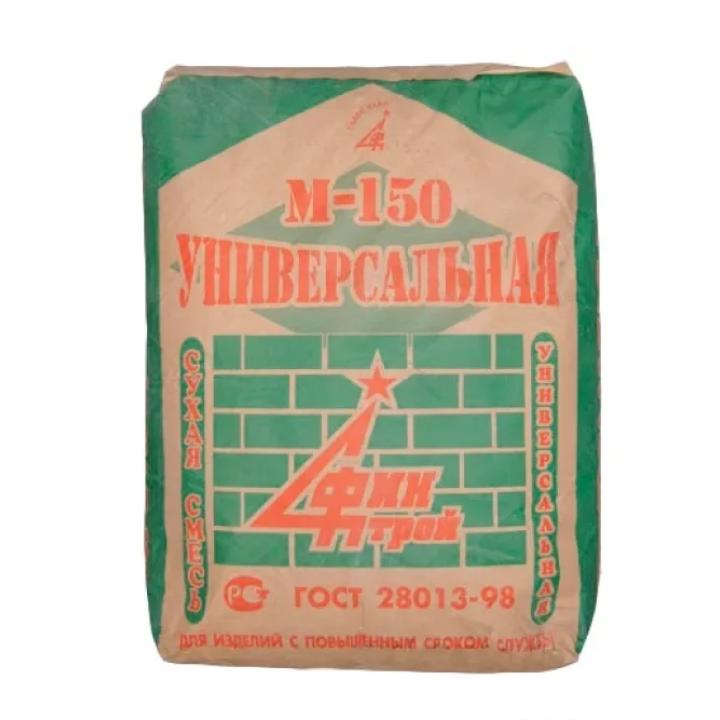 Сухая смесь М150 40кг Финстрой