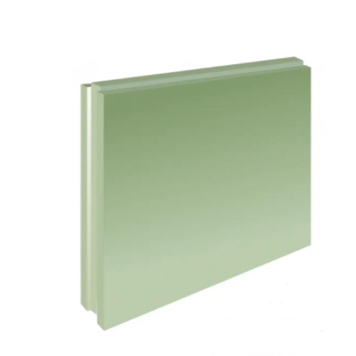 Пазогребневая плита влагостойкая 667х500х80 мм Кнауф (полнотелая)