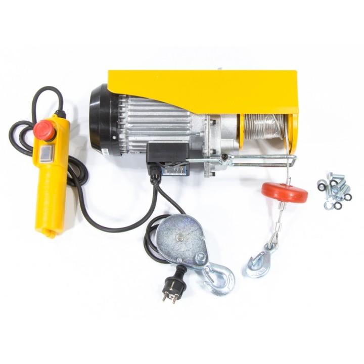 Тельфер электрический TF-500 0,5т 1020Вт h подъема 12м DENZEL