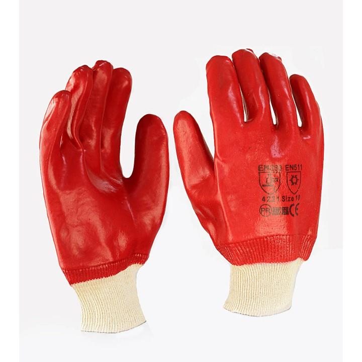 Перчатки масло-бензостойкие МБС