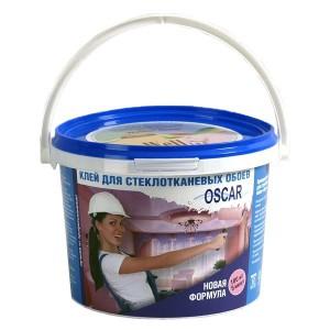 Клей Oscar для стеклообоев 800г (сухой)