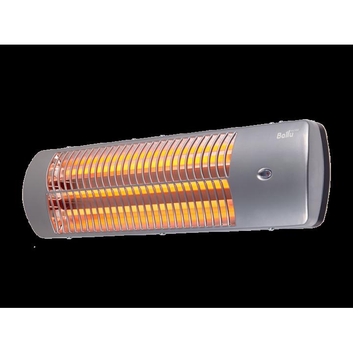 Инфракрасный обогреватель BALLU BIH-LW-1.5, 1500Вт, серый
