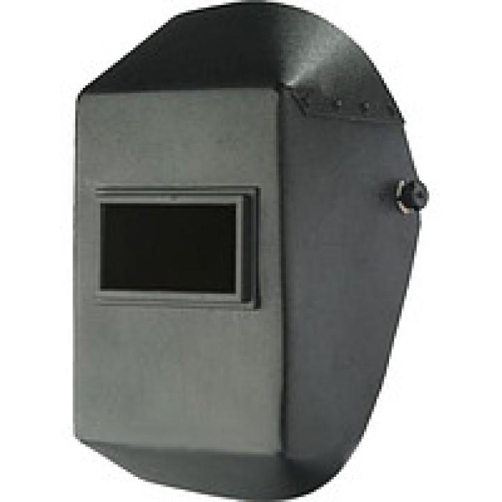 Маска сварщика с откидным блоком фильтр 110х90мм СИБРТЕХ