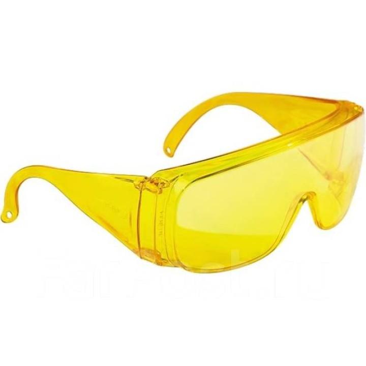 Очки защитные желтые СИБРТЕХ