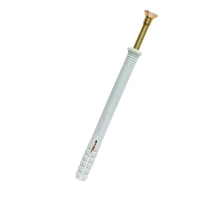 Дюбель гвоздь SM-L 8х60мм (потай) 100шт Tech Krep