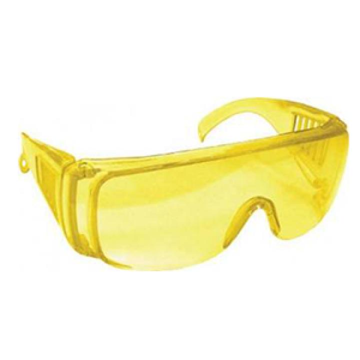 Очки защитные, желтые DEXX