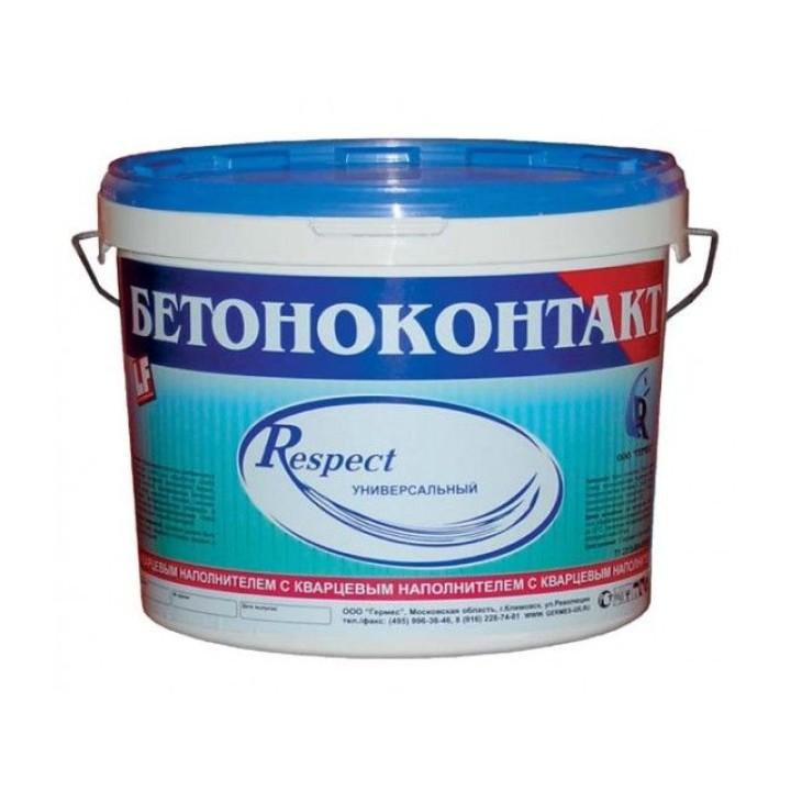 """Бетоноконтакт """"Респект"""" 5кг"""