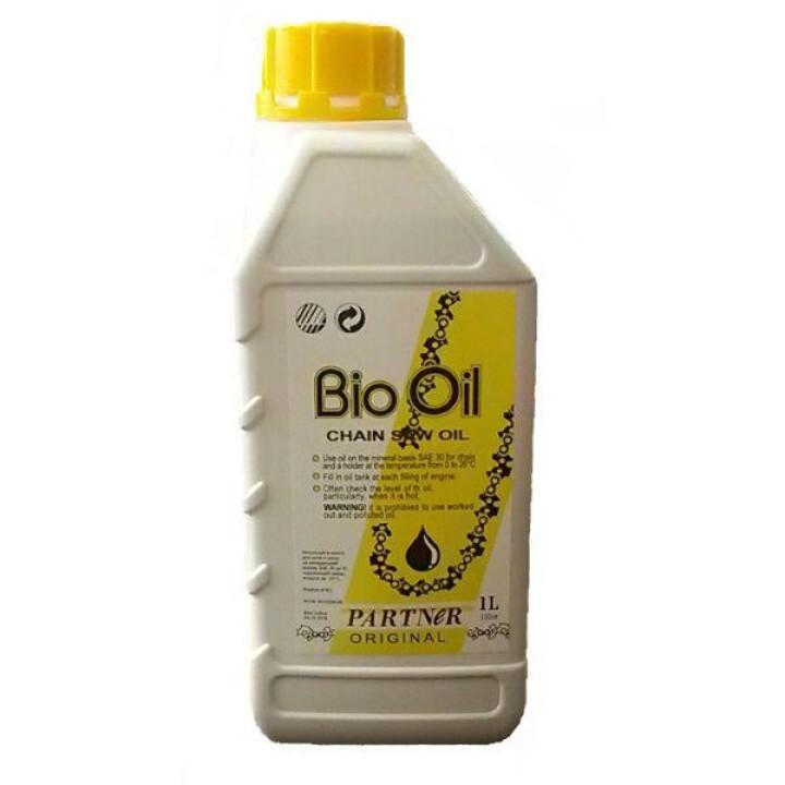 Масло для цепи Partner  Bio Oil 1л