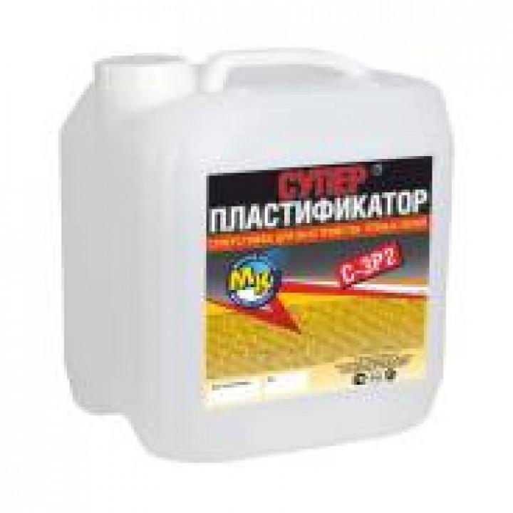 """Пластификатор для бетона 10л """"Мастер класс"""""""