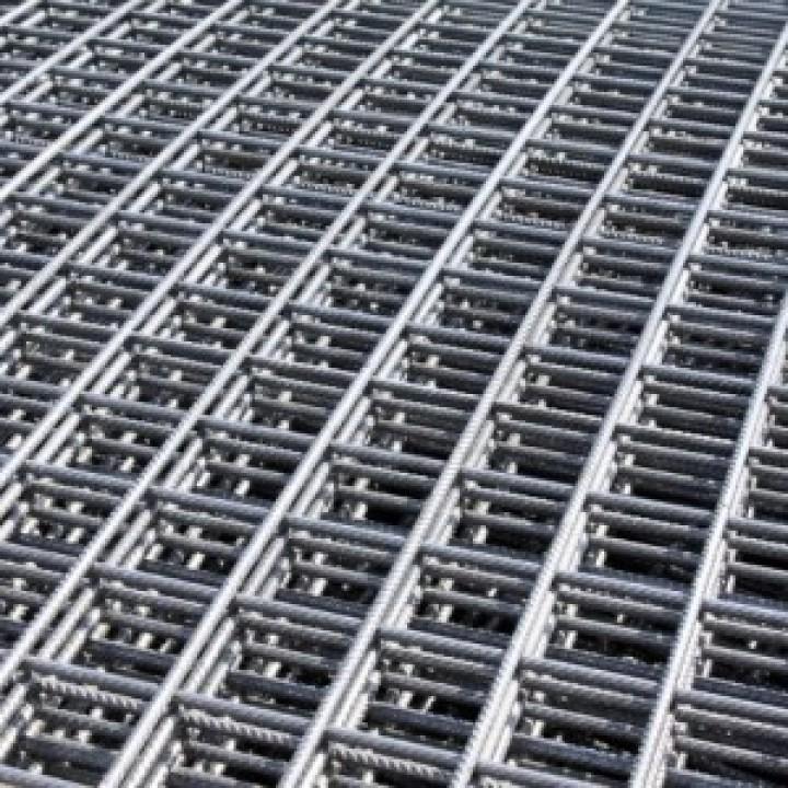 Сетка металлическая 100 х 100 х 4мм, 1500 х 2000 мм