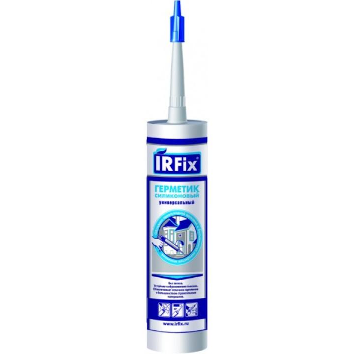 IRFix Герметик силиконовый универсальный (бесцветный) 310ml