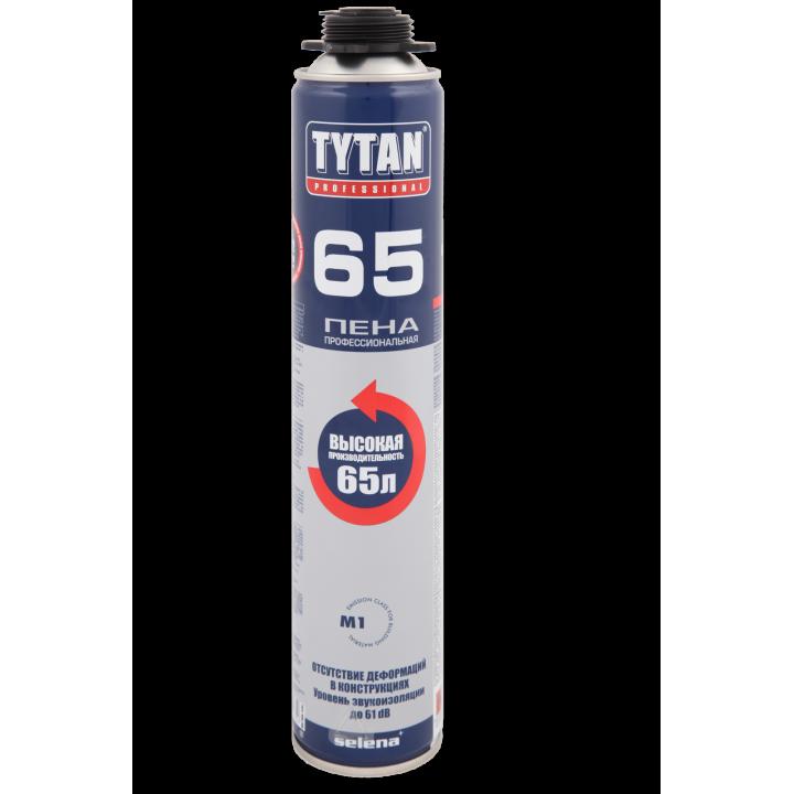 Пена монтажная TYTAN 65 Pro 750ml