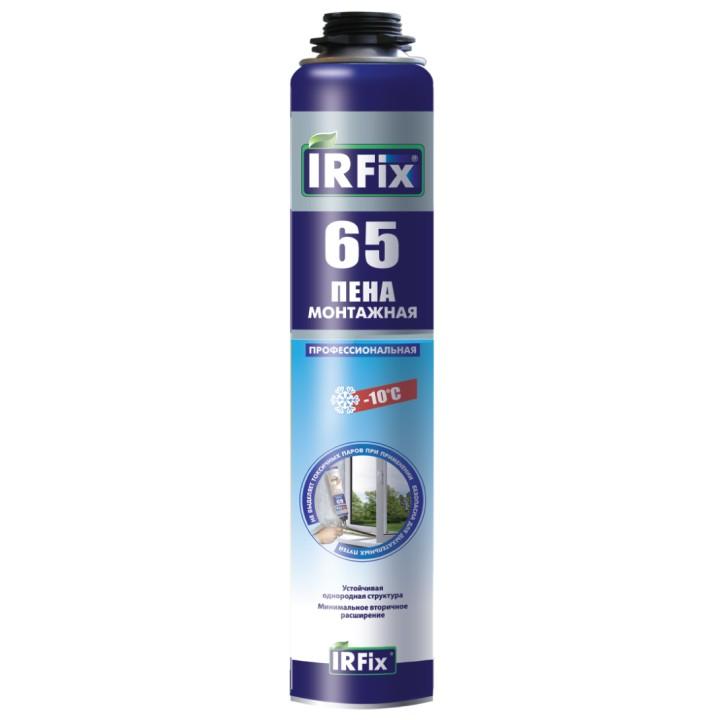 Пена монтажная IRFix 65 PRO 820мл