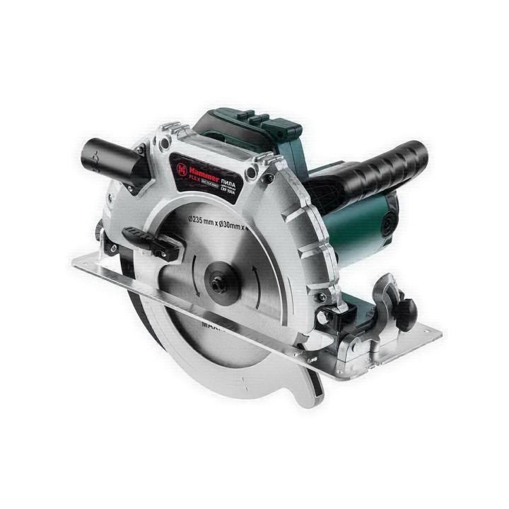 Пила циркулярная Hammer Flex CRP900A 2200Вт 235х30