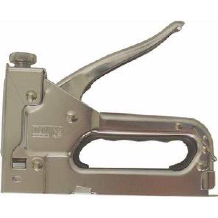 Степлер мебельный металлический Тип 53 4-14мм SKRAB