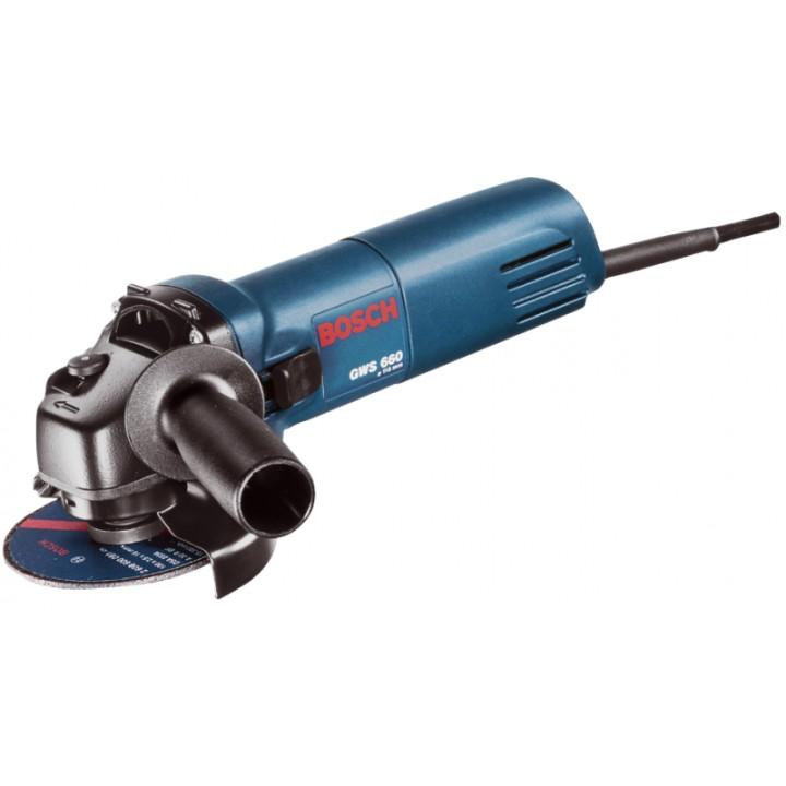 Bosch Углошлифовальная машина 125мм GWS 660