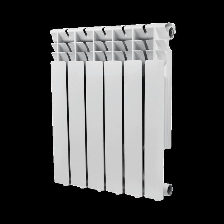 Радиатор 6секционный Алюминьевый