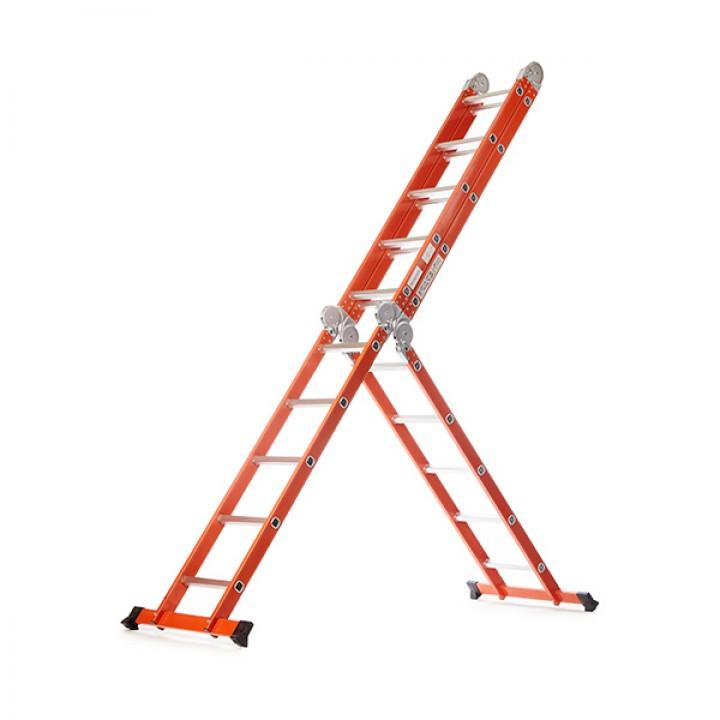 Лестница трансформер 4х5 Masterado