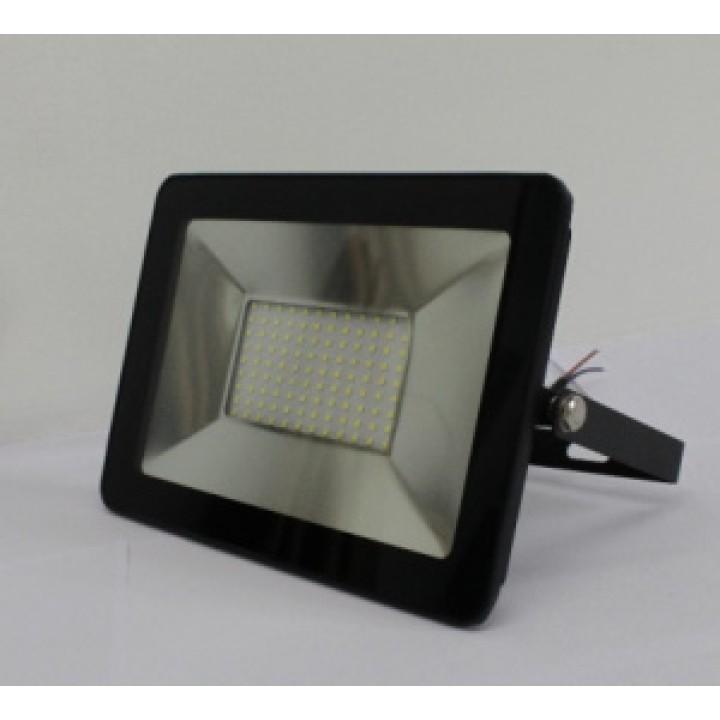 Прожектор светодиодный 100Вт LEEK SMD LED6 IP65 (ультратонкий)
