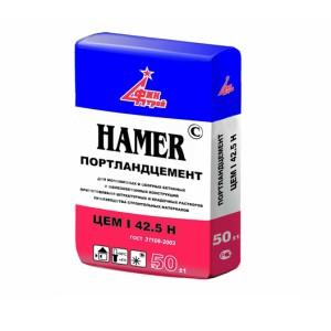 Цемент 40кг HUMMER Портландцемент