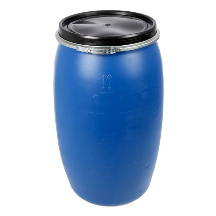 Бочка пластиковая 227л, для питьевой воды