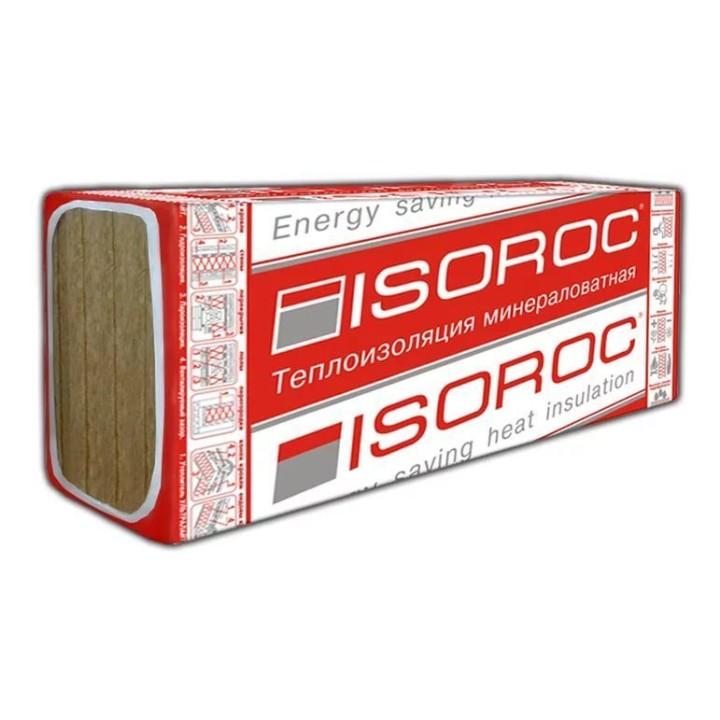 Утеплитель 1000 х 500 х 100мм 50 плотность Isoroc 2м2