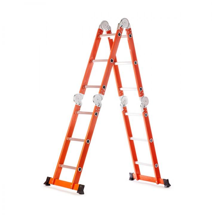 Лестница трансформер 4х4 Masterado