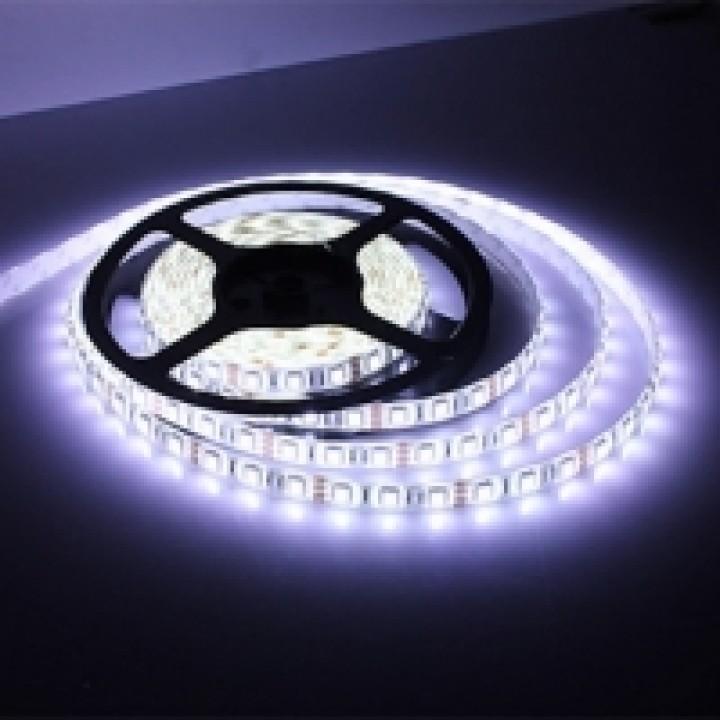 LED лента открытая 10мм IP23 60LED/m 12V белая 5м