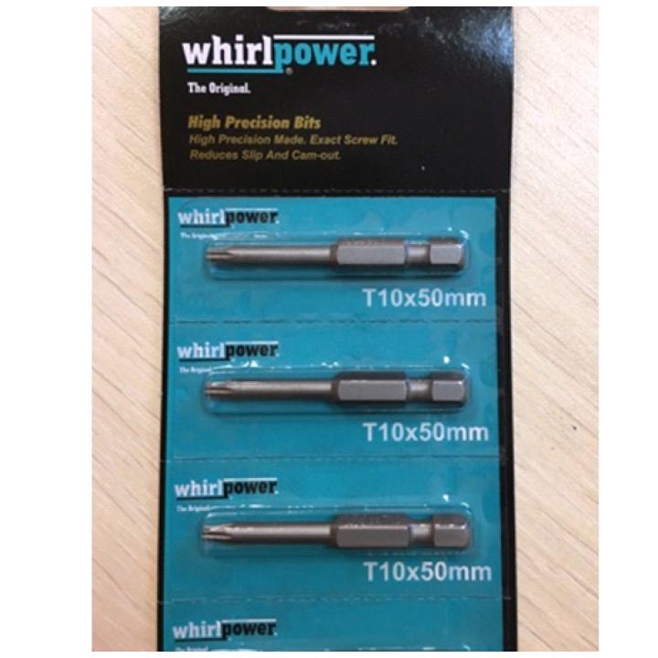 Бита Т-15 50мм Whirl Power