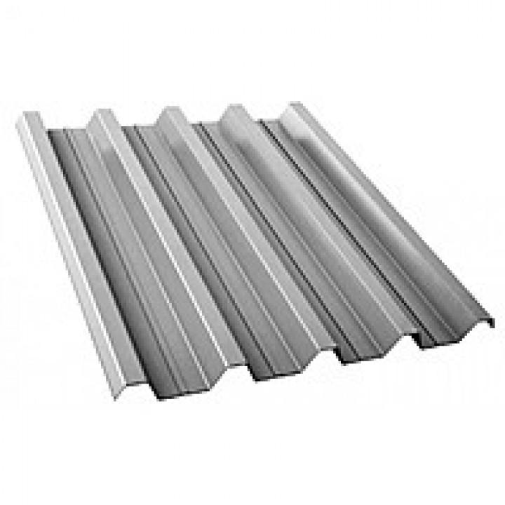 Профнастил S20 3900 х 1150 х 0,5мм RAL 8017