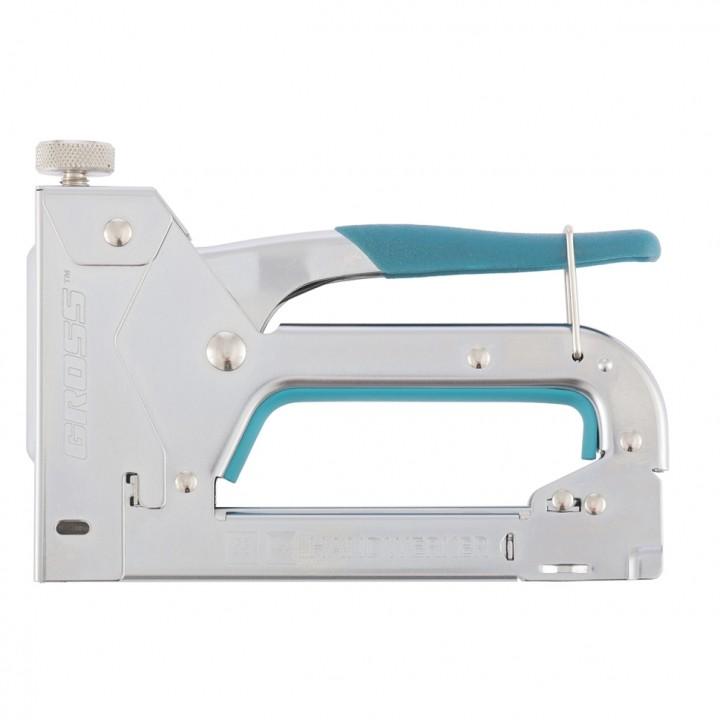 Степлер мебельный, тип 53 4-14мм GROSS арт.41000