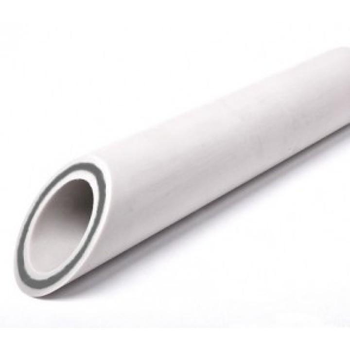 Труба PP-R армированный со стекловолокном Дн 32х5,4 Ру25 SDR6 T95С L=4м VALFEX