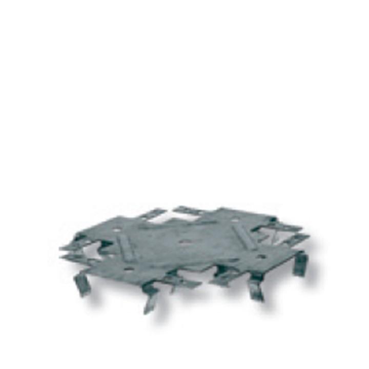 Соединитель одноуровневый краб Knauf 60х27 0.9мм