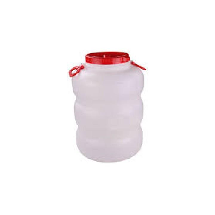 Бочка пластиковая 48л, для питьевой воды