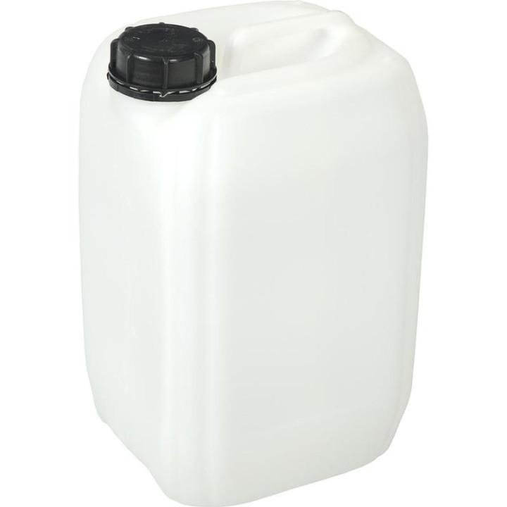 Канистра пластиковая 20л, для питьевой воды