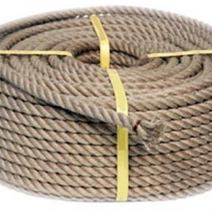Веревка Ф18 100м в бабине